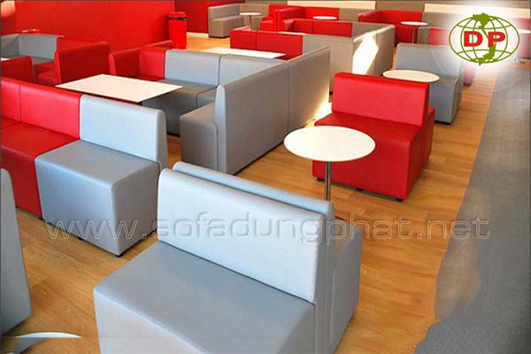 Ghế Sofa Cafe TPHCM Đẹp Bền DP-CF15