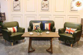 Ghế sofa cafe kiểu dáng bắt mắt DP-CF37