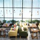 Ghế sofa cafe kiểu dáng bắt mắt DP-CF37-1