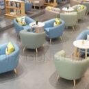 Ghế Cafe Cao Cấp Tuổi Thọ Dài Lâu DP-CF34-1