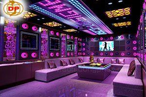 Sofa Karaoke Sang Trọng
