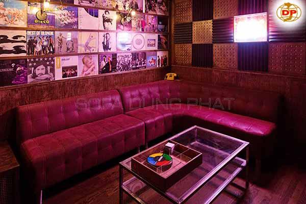 Ghế Sofa Karaoke Ấn Tượng DP-KR05