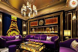 Sofa Phòng Karaoke Bền Đẹp Chất Lượng