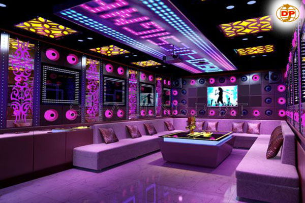 Ghế Karaoke Đẹp Siêu Rẻ DP-KR08