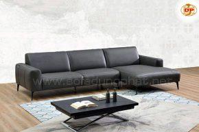 Sofa Phòng Khách HCM Màu Đen Sang Trọng DP-PK16
