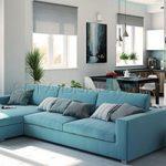 Những Mẫu Sofa Góc Dành Cho Ngôi Nhà Hiện Đại