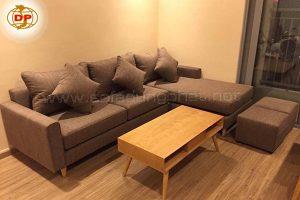 Sofa Phòng Khách Nhỏ Giá Rẻ Bền Chắc DP-PK12