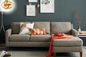 Ghế Sofa Cho Phòng Khách Đẹp Lịch Lãm DP-PK17