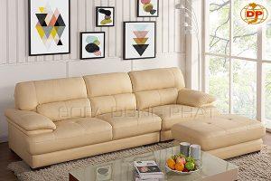 Sofa Phòng Khách Bọc Da Cao Cấp DP-PK25