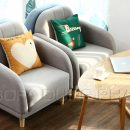 Sofa quán cafe thiết kế thời trang DP-CF30