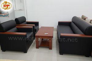 Sofa Văn Phòng Giá Rẻ Lịch Lãm DP-VP03