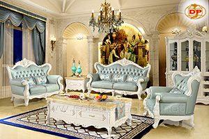 Sofa Cổ Điển Giá Rẻ Chất Lượng Tốt