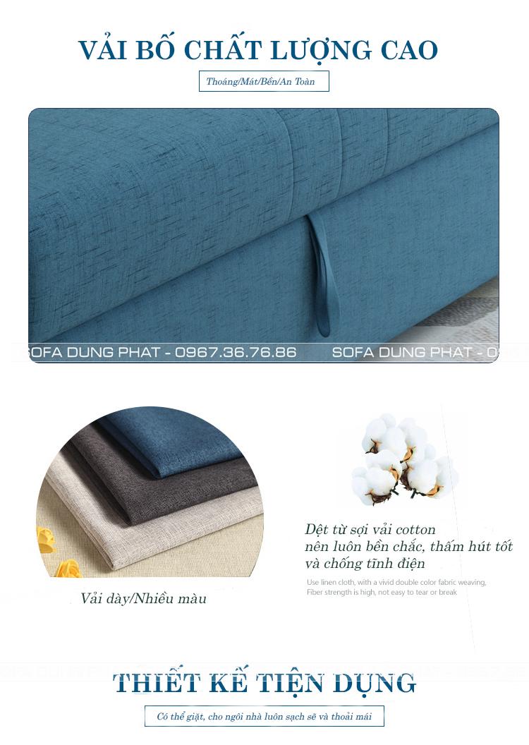 sofa giường đa chức năng