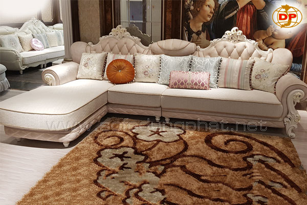 Sofa Cổ Điển Phong Cách Hoàng Gia DP-CD01