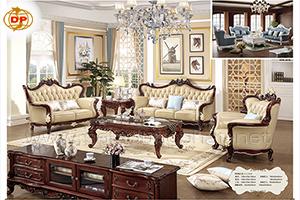 Sofa Cổ Điển Châu Âu Cao Cấp