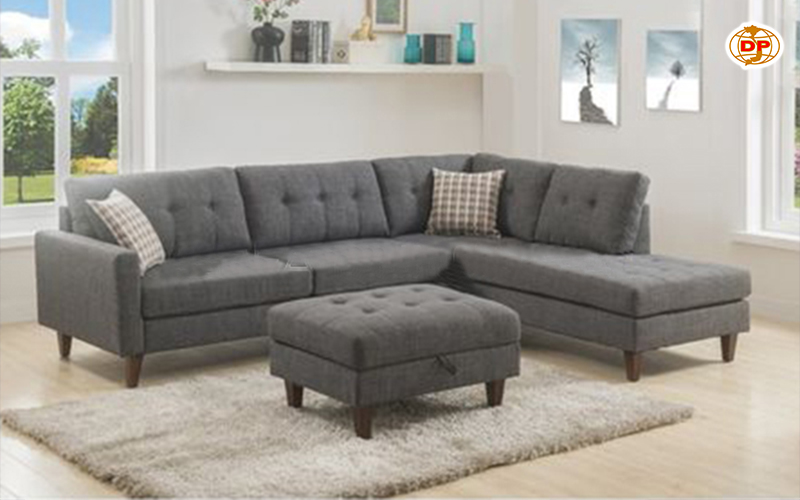 Ghế Sofa Phòng Khách Giá Rẻ Bền Đẹp DP-PK03