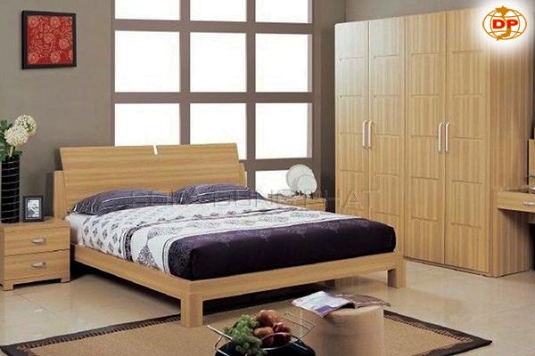 Giường Ngủ Gia Đình Thiết Kế Gọn Gàng DP-GN08