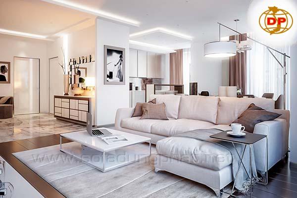 Sofa Đẹp Cho Căn Hộ Sang Trọng, Đẳng Cấp DP-CHC19