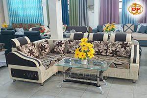Sofa Góc Giá Rẻ Thoáng Mát