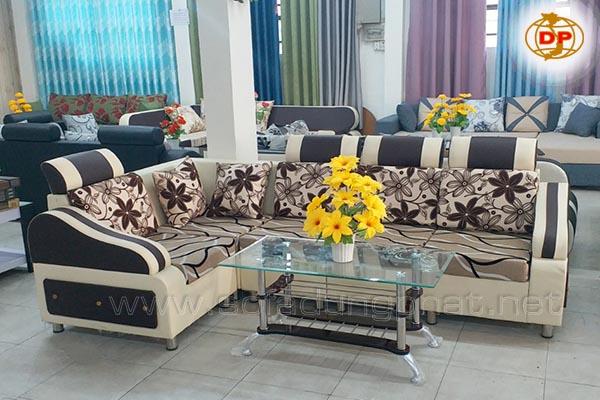 Sofa Góc Giá Rẻ Thoáng Mát DP-GR05