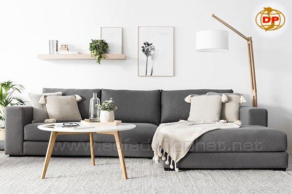 Sofa Vải Giá Rẻ Mềm Mịn DP-GR07