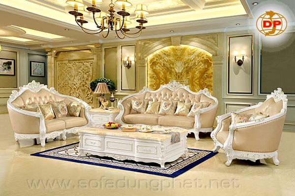 Sofa Cổ Điển Đẹp Sang Chảnh DP-CD08