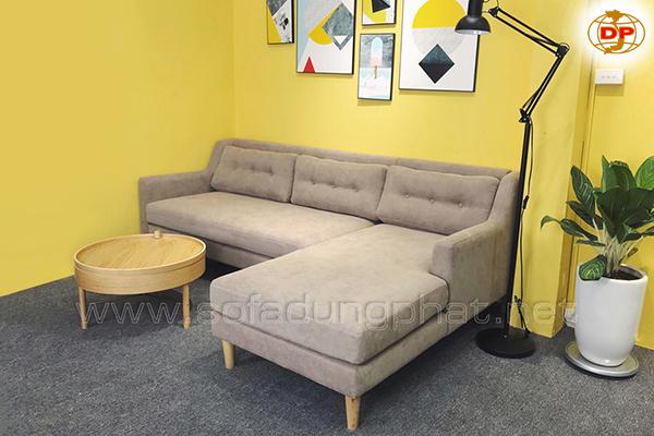 Sofa Góc Giá Rẻ TPHCM Tiện Nghi DP-G08