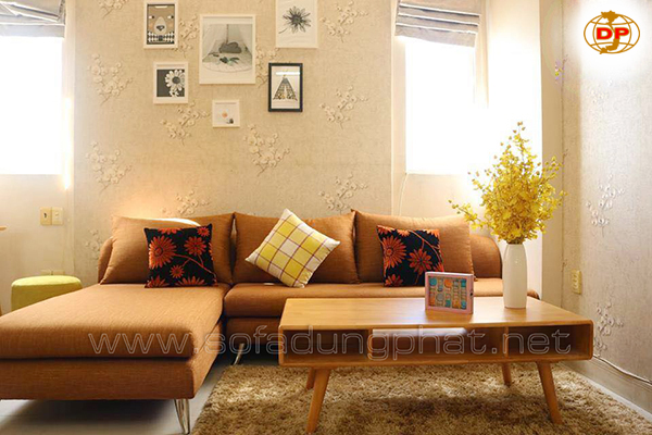 Sofa Góc Nhỏ Nhắn, Xinh Xắn DP-G11