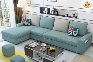 Sofa Chữ L Nhỏ Cho Căn Hộ Chung Cư DP-G12