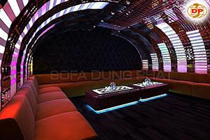 Ghế Phòng Karaoke Đẹp