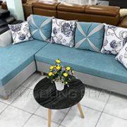 Sofa Góc Đẹp Cho Phòng Khách Nổi Bật