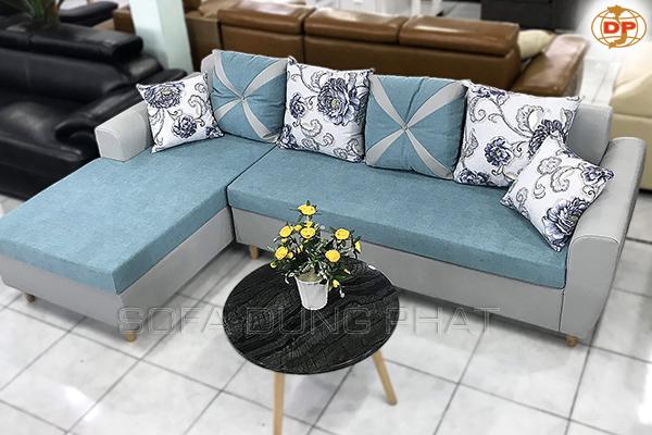 Sofa Góc Đẹp Cho Phòng Khách Nổi Bật DP-G04