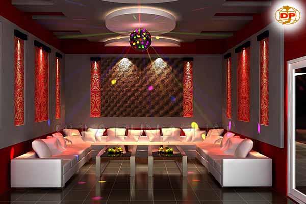 Ghế Karaoke Giá Rẻ Được Ưa Chuộng DP-KR10