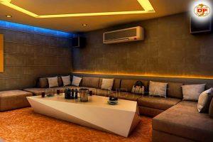 Ghế Sofa Karaoke Giá Rẻ HCM Bền Bỉ DP-KR11