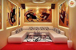 Ghế Sofa Karaoke HCM Đẹp Rẻ