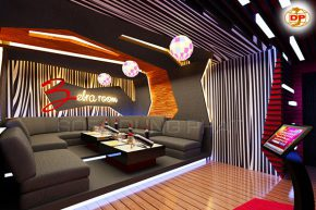 Sofa Karaoke HCM Phong Cách Trẻ Trung DP-KR13