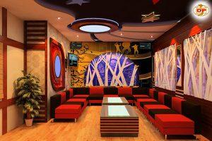 Ghế Sofa Karaoke Cao Cấp Chất Lượng Tốt DP-KR14
