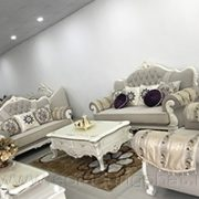 Bàn Ghế Sofa Tân Cổ Điển Giá Rẻ Bền Đẹp