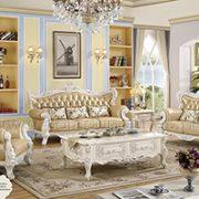 Sofa Cổ Điển Nhập Khẩu Phòng Khách Đẹp