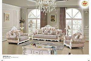 Sofa Cổ Điển Giá Rẻ HCM Thiết Kế Nổi Bật