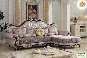 Ghế Cổ Điển Sofa Màu Sắc Mới Lạ