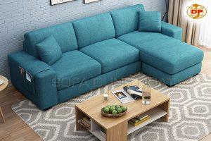 Ghế Sofa Góc Giá Rẻ Kiểu Dáng Đẹp Mắt DP-G15
