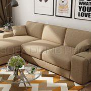 Mẫu Sofa Góc Đẹp Cho Nhà Phố Hiện Đại