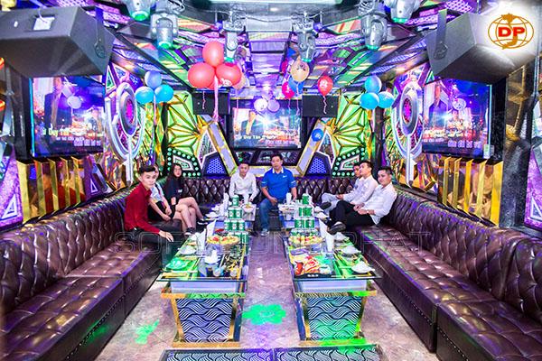 Sofa Karaoke Gia Đình Thiết Kế Đẹp Mắt DP-KR24 - 1