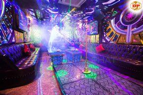 Sofa Karaoke Gia Đình Thiết Kế Đẹp Mắt DP-KR24