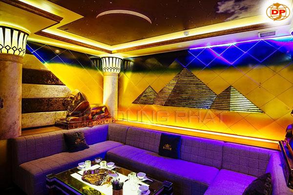 Ghế Sofa Karaoke Gia Đình Hiện Đại DP-KR25