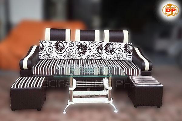 Sofa Văng Gỗ Cho Nhà Phố Diện Tích Nhỏ DP-B28