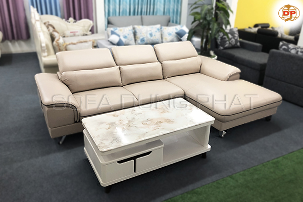 Sofa Da Thật Nhập Khẩu Cao Cấp DP-CC29