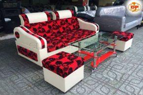 Mẫu Sofa Giá Rẻ Đẹp Cho Phòng Khách DP-GR14