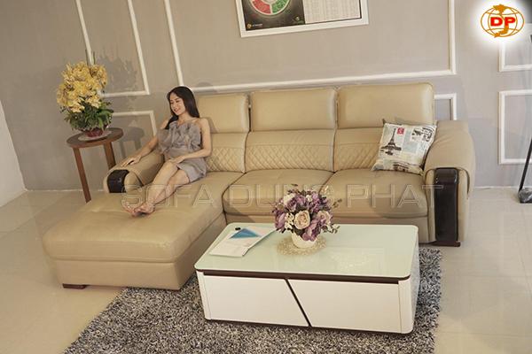 Bộ Sofa Da Chất Lượng DP-CC26